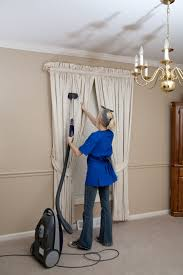how to clean drapes at home based on fabric type