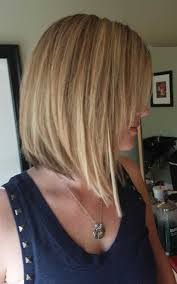 medium length stacked hair cuts best long inverted bob hairstyles for stylish ladies long