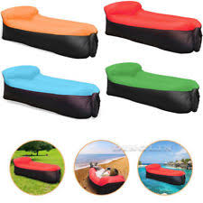 Bean Bag Sofa Bed by Unbranded Nylon Bean Bags U0026 Inflatables Ebay