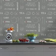 papier peint cuisine lessivable un papier peint vinyle causeur pour la cuisine papier peint cuisine