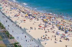 Virginia Beaches Map by Best 10 Beaches Near Washington Dc