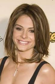 light brown bob hair for women over 40 and shoulder length styles