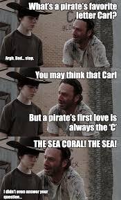 Meme Carl - the sea coral the sea carl know your meme