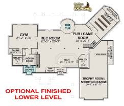 home floor plans with mother in law suite golden eagle log and timber homes floor plan details big sky 9870al