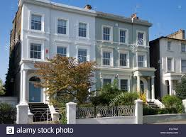 elegant semi detached early victorian houses camden square north