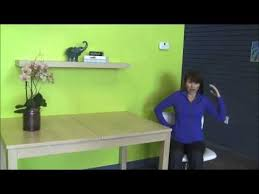 Yoga At The Office Desk 11 Best 5 Minute Stretch Break Images On Pinterest Arthritis