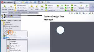 how to use solidworks simple hole tool in solidworks cad