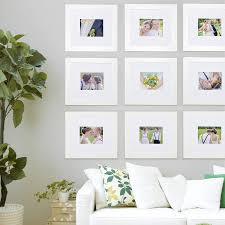 White Wall Planter by Wall Art Marvellous Gallery Photo Frames Gallery Photo Frames