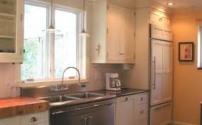 Cozy Kitchen Designs Furniture Cozy Kitchen American Woodmark Cabinets With Stove And