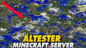 2b2t Map ältester Minecraft Server Der Welt Youtube