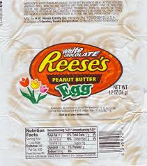 reese easter egg mike s candy bar page reese s white chocolate easter egg