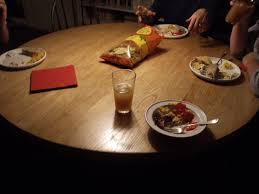 dinner table what s new in my kitchen wednesday dinner table memories in the