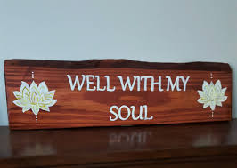 well within my soul primitive signs sayings and quotes painted
