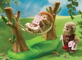 Sylvanian Families Garden - sylvanian families garden hammock toys uk co uk