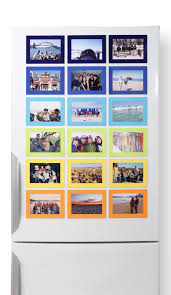 fridgi magnetic picture frames magnetic photo frames