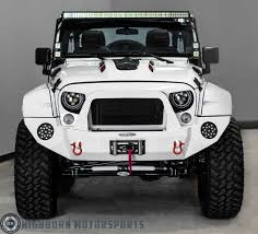 jeep wrangler custom bumper the force is strong with this custom stormtrooper jeep wrangler
