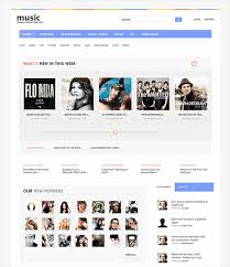 template joomla k2 this joomla music template includes a clean design jomsocial and k2