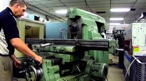 cincinnati no 2 dial type horizontal milling machine youtube