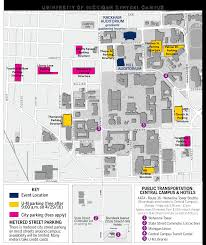 Michigan State University Map by Campus Parking Map Rackham Graduate Exercises