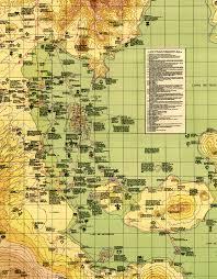 Tenochtitlan Map Tenochtitlan Location Pr Energy