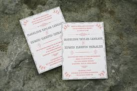 bilingual wedding invitations bilingual wedding invitations figura