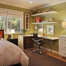 Guest Bedroom And Office - 4 bedroom sharing steal a little space in a guest room for your