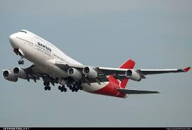 Boeing 747 Floor Plan by How Qantas Ferried An Engine On The Wing Of A 747 U2013 Flightradar24 Blog