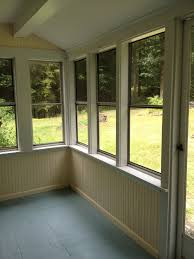 Windows For Porch Inspiration Magnificent Open Sunroom With More Sliding Glass Windows As
