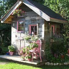 Best Backyard Shed Ideas Images On Pinterest Gardening - Backyard sheds designs