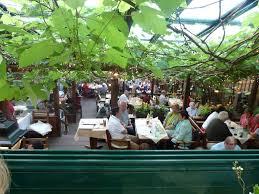 Wetter Bad Mergentheim Blick In Das Herrliche Weinlauben Restaurant