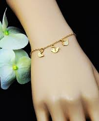 Childrens Gold Bracelets 2014 Childrens Gold Charm Bracelets That U0027ll Look Fabulous All The