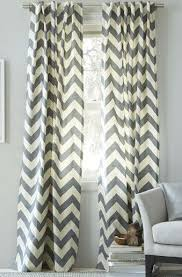 Chevron Bedrooms Grey And White Chevron Curtains Curtains Wall Decor