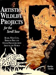 Woodworking Plans Projects Magazine Pdf by Scroll Saw Patterns Artistic Wildlife Projects For The Scroll