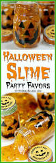 Halloween Party Favors Halloween Slime Party Favors The Farm Gabs