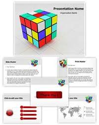 keyboard cube powerpoint template is one of the best powerpoint
