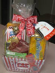 date gift basket ideas this themed basket was a hit when i made this for christmas