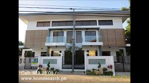corner lot duplex plans modern design duplex for sale php8 5m youtube