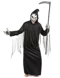 Grim Reaper Costume Grim Reaper Halloween Costume For Men