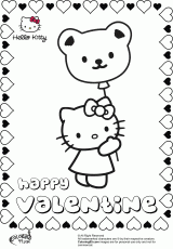 free printable coloring pages kitty cool coloring pages