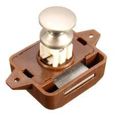 amazon com matcc push button catch push button cabinet latch for