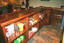 basement bar top ideas built home bar ideas in ohio