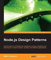 best node js books node js design patterns by mario casciaro