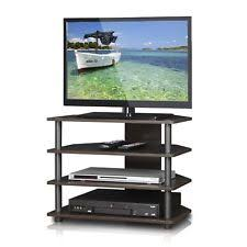 Media Console Table Media Console Entertainment Units Tv Stands Ebay