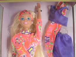 mattel cute u0027n cool barbie doll 2954