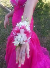 pink corsages for prom prom corsage light blue dress prom dresses dressesss