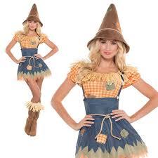 halloween costume wizard mens mr scarecrow wizard of oz fancy dress costume adults