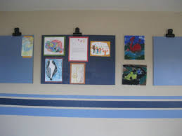 how to display kids u0027 artwork
