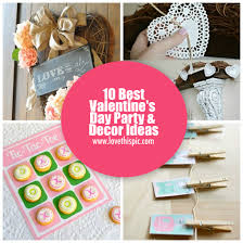 Valentine S Day Party Decor Ideas by 10 Best Valentine U0027s Day Party U0026 Decor Ideas