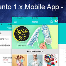 download codecanyon magento mobile app ionic 3 template for free