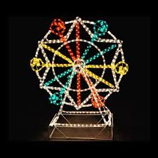 ferris wheel with chasing lights sales